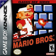 android gba roms classic nes mario bros gameboy advance gba rom