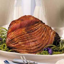 raspberry chipotle glazed ham recipe taste of home