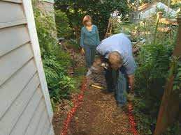 how to install a traditional brick walkway how tos diy