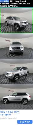 buy jeep grand suvs 2011 jeep grand overland 4x4 3 6l v6 engine suv