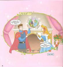 sleeping beauty aurora comic color fairies disney princesses