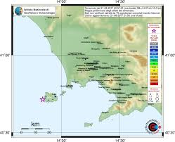Italy Earthquake Map Shallow M4 3 Earthquake Hits Ischia Killing 2 And Injuring 36 Italy