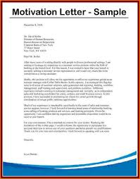 motivation letter 5 exle of a motivation letter for bursary receipts template