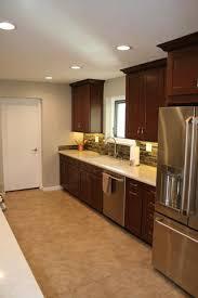 travek inc remodeling photo album galley kitchen remodel in