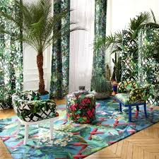 Www Modern Rugs Co Uk Christian Lacroix Canopy Rug From Www Modern Rugs Co Uk Tropic