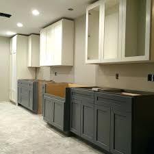 Two Tone Kitchen Cabinet Doors 2 Tone Kitchen Cabinets Kitchens With Stylish Two Tone Cabinets