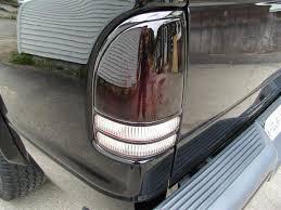 2001 dodge dakota tail light covers tail light paint at autozone page 2 dodge dakota forum custom