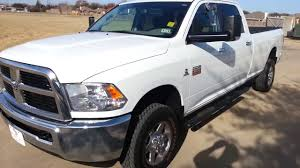 dodge 2012 ram 2500 2012 ram 2500 slt truck crew cab cummins turbo diesel 11k