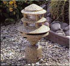 Pagoda Landscape Lights Armeria Terracast Planter Products Portfolio