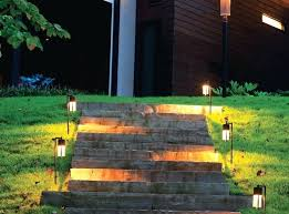 Landscape Path Lights Low Profile Landscape Lights Landscape Path Lights Lighting Kits