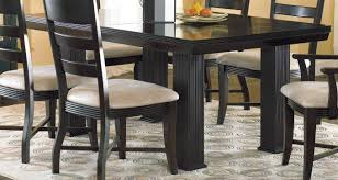 espresso dining room set home decor fancy espresso dining chairs inspiration for your