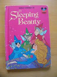 sleeping beauty 1974 walt disney book theitgirlshop etsy