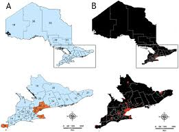 west nile virus in ontario canada a twelve year analysis of