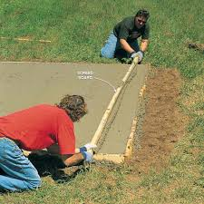 How To Build A Shed Ramp Concrete by Diy Storage Shed Building Tips Concrete Slab Diy Storage And