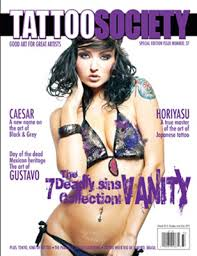back issues product categories tattoo society magazine page 2