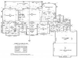 custom luxury home plans floor luxury custom home floor plans