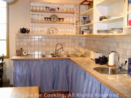 Curtains For A Kitchen by Show Me And Or Let U0027s Talk About Cabinet Curtains Instead Of Doors