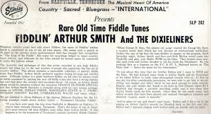 allen s archive of early and old country music fiddlin arthur