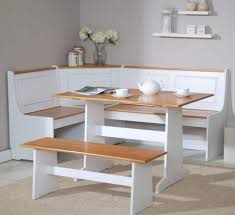 Dining Bench With Storage Bench Upholstered Dining Bench With Storage Room Kitchen Seating