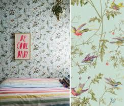 tapisserie chambre d enfant papier peint pour chambre d enfant motif animaux analiadeco
