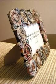 Recycled Crafts For Home Decor 232 Best Magazine Recycle Images On Pinterest Recycled Magazines