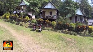 t p hut bungalows koh chang thailand youtube