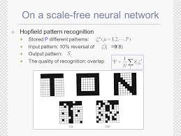 reversal pattern recognition neural network hopfield model kim il joong contents neural