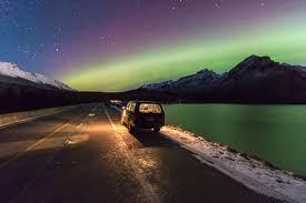 northern lights jasper national park seeing the northern lights aurora borealis in banff national park