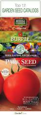top 12 garden seed catalogs 2018 the garden glove