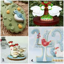 twelve days of christmas cookie project u2013 the sweet adventures of