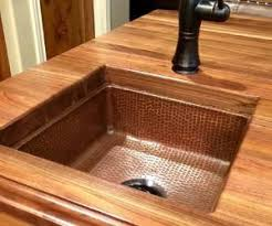 Kitchen Prep Sink by Copper Kitchen Sinks Copper Sinks Online