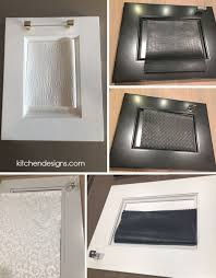 leather kitchen cabinet doors and furniture kitchen designs by leather cabinet inserts