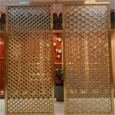 Metal Room Divider China Metal Screens Laser Cut Panels From Quanzhou Wholesaler
