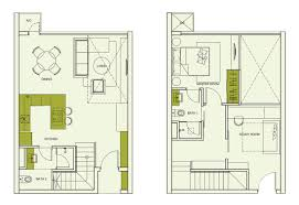 Duplex Plan Creative Suites M City U2013 The Ultimate Garden City Experience