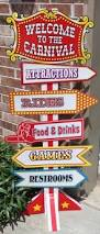 Creepy Carnival Decorations Best 25 Circus Decorations Ideas On Pinterest Carnival
