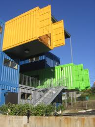 cool shipping container homes recycled green housing fjalore