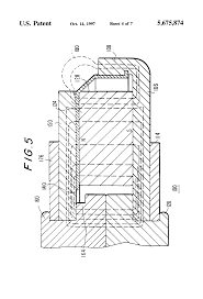 patent us5675874 magnetic fastener google patents