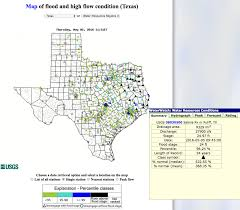 Louisiana On The Map by Dec 2015 Thru 2016 Streamflow And Flood Data Maps