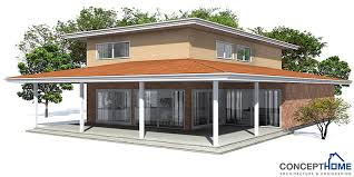 two floor house plans modern house ch76 with two floors house plan