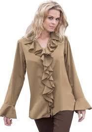 blouse ruffles 27 best ruffled shirts images on ruffle shirt ruffled