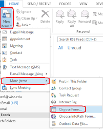 office 365 outlook 2013 message templates