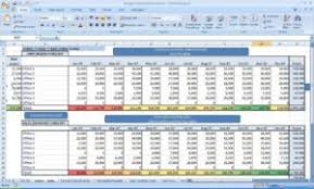 Sales Forecast Spreadsheet Exle by Sales Forecast Spreadsheet Exle Greenpointer