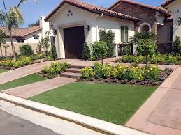 Arizona Landscaping Ideas For Small Backyards Low Maintenance Landscape With Artificial Turf Backyard