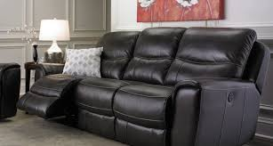 Black Leather Sofa Recliner Contemporary Sectional Sofas Black Friday Sale Tags Couches And