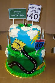 grave digger monster truck cake 25 best road signs project images on pinterest birthday party