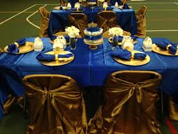 blue and gold baby shower decorations royal blue and gold baby shower decorations picture