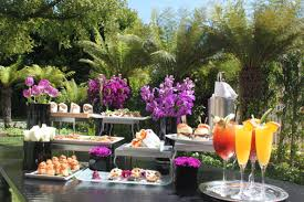 Easter Brunch Buffet by Easter Bunny To Hop To Intercontinental Hotel This Sunday In