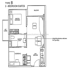 Singapore Floor Plan New Launch Condo Rivertrees Residences