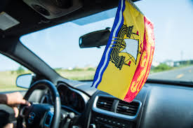 New Brunswick Flag Stories New Brunswick Lifestyle Tourism New Brunswick U2014 Aaron