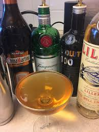 dry martini recipe vesper cocktail wikipedia